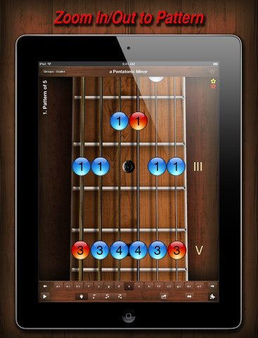 Star Scales HD For Guitar-3