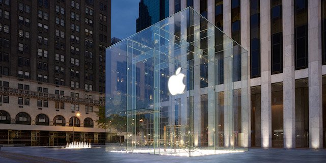 Apple Retail store us