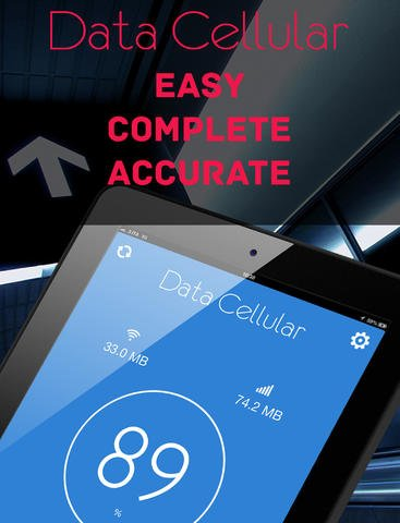 Data Cellular Counter Pro-3