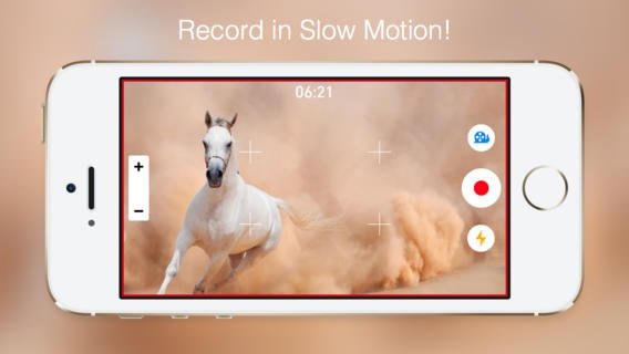 SlowCam - Realtime Slow Motion Video Camera-2