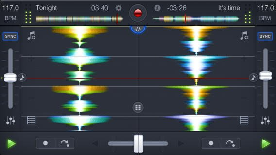 djay 2 for iPhone (1)