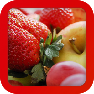 Fruits and vegetables flashcards -1