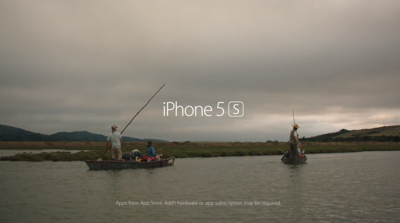 IPHONE 5S ADS 6