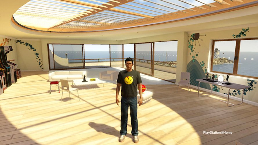 Playstation Home-1