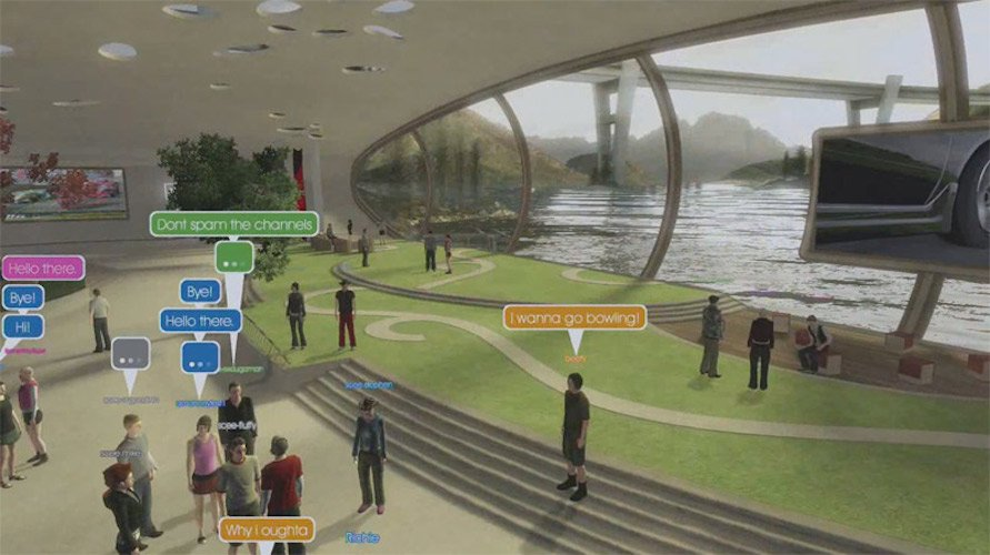 Playstation Home-2