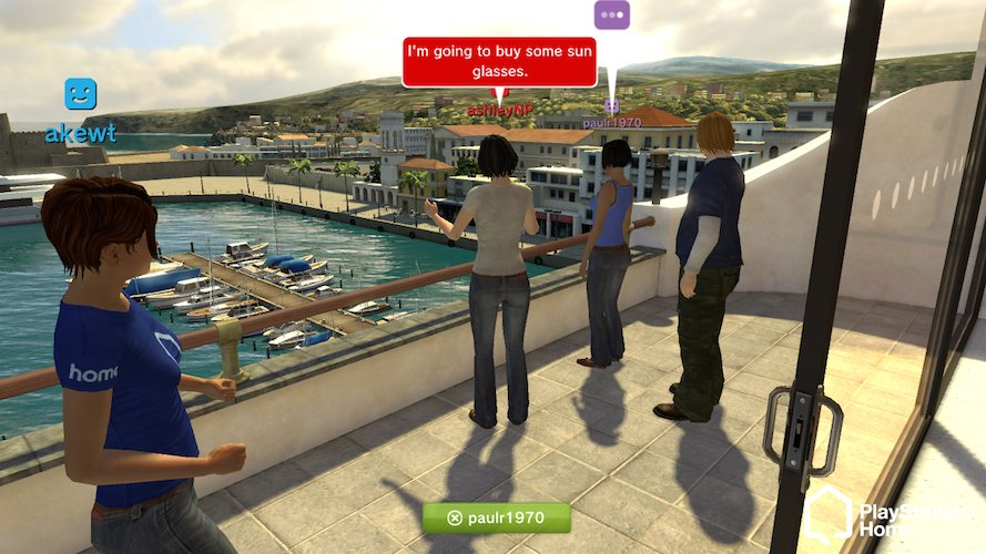 Playstation Home-3