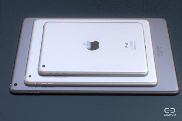 iPad Pro 的設計圖片