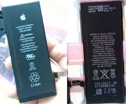 iPhone 6 4.7 inch 1810mAh
