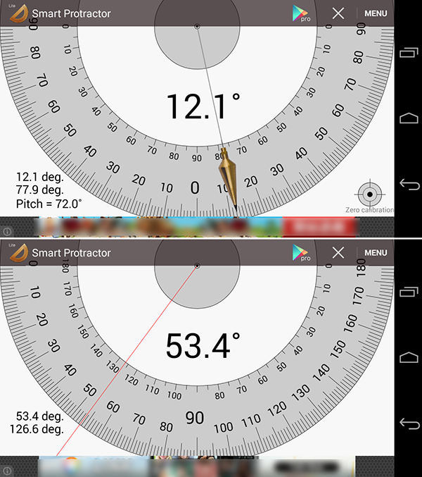 Android App Smart Protractor_01