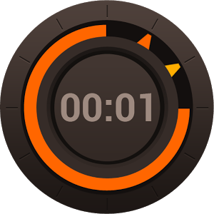 Android App hybrid stopwatch and timer_00