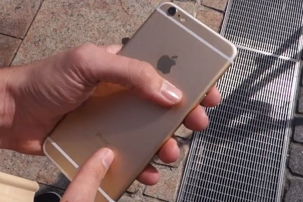 iPhone 6 and 6 Plus Drop Test-2