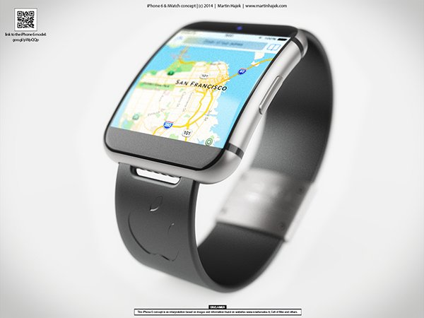 Jony Ive iWatch