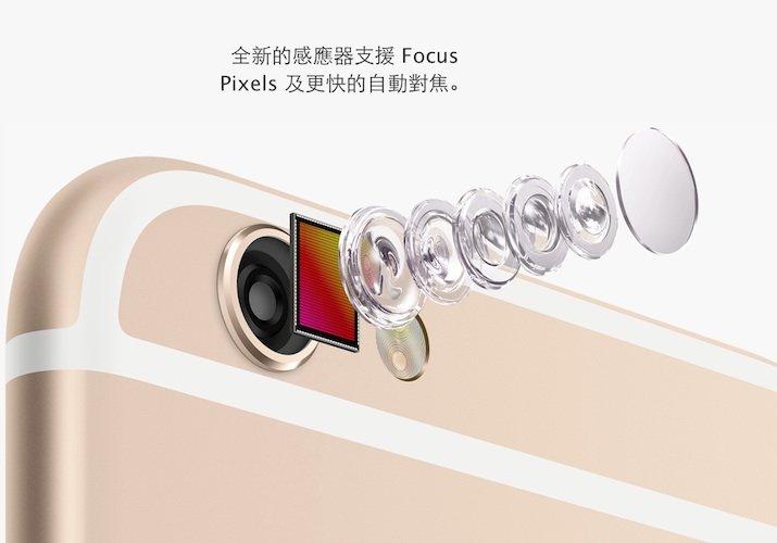 iphone-6 cameras