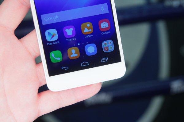 ▲Home、Return都是虛擬掣,而不似 Samsung 般採用觸控鍵。