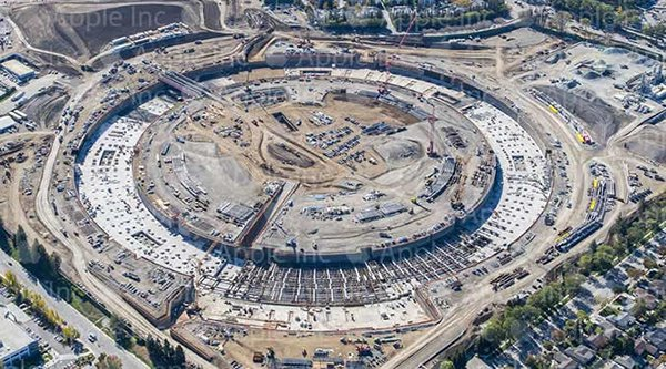 Apple Campus 2 Official Photo Update_00