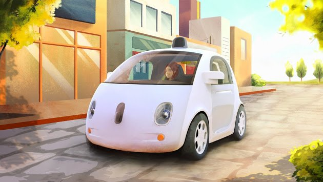 Google Self-Driving Car Project - Google Plus 2