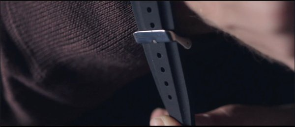 ▲Pyro 如一般手表般配戴。
