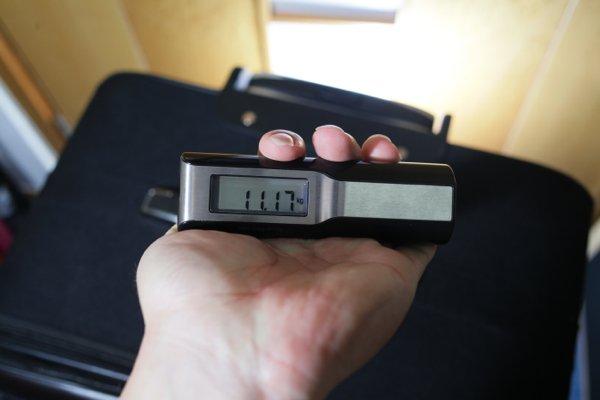 ▲最大可以量度 40KG 重的物件。
