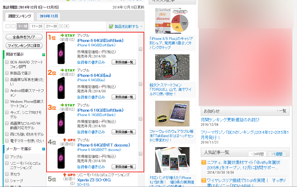 japan-bcn-ranking-tells-why-no-iphone-6_01