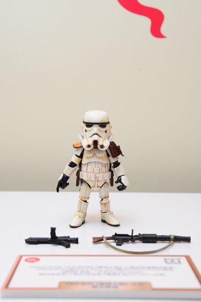 ▲死了一個還有千千萬萬個的《Star War》白兵。