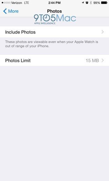 Applae Watch iPhone Companion App_08