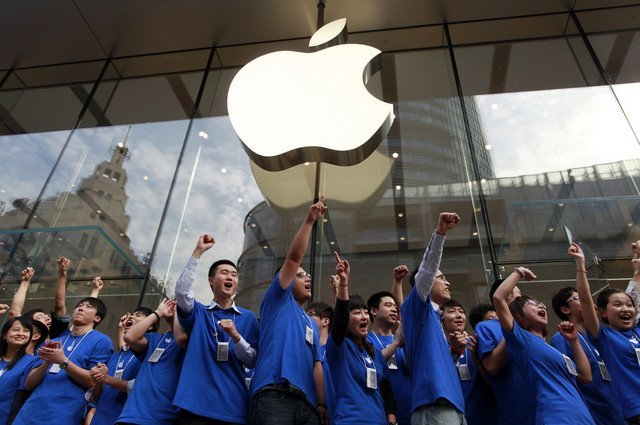 Apple become the most profitable company_00