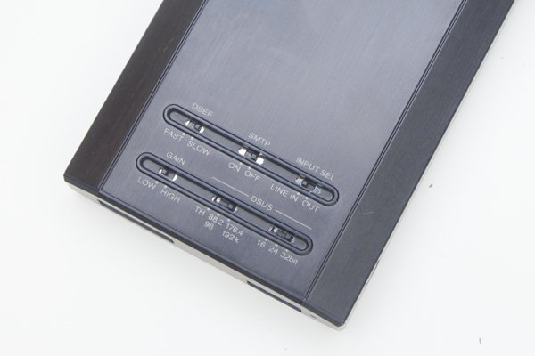 ▲用家可以自行設定輸出音訊的質素。