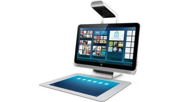 ▲Window 8.1已支援3D打印,未來電腦有 3D 掃瞄器就可隨時打印。