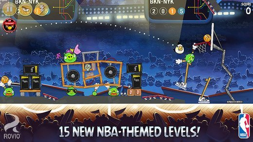 Angry Birds Seasons-2