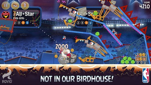 Angry Birds Seasons-4