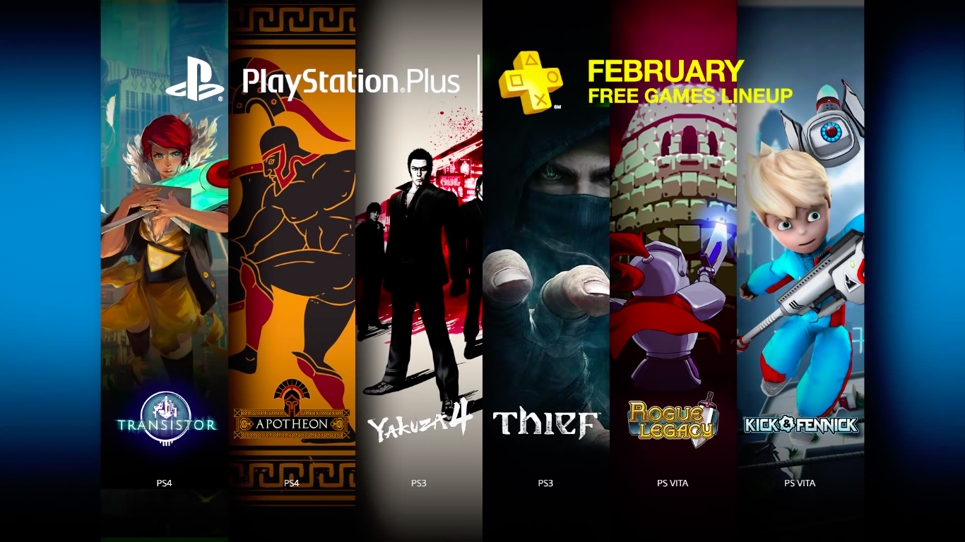 PS Plus Free Games February 2015