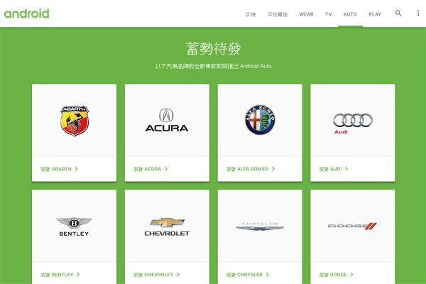 android-auto-car-support