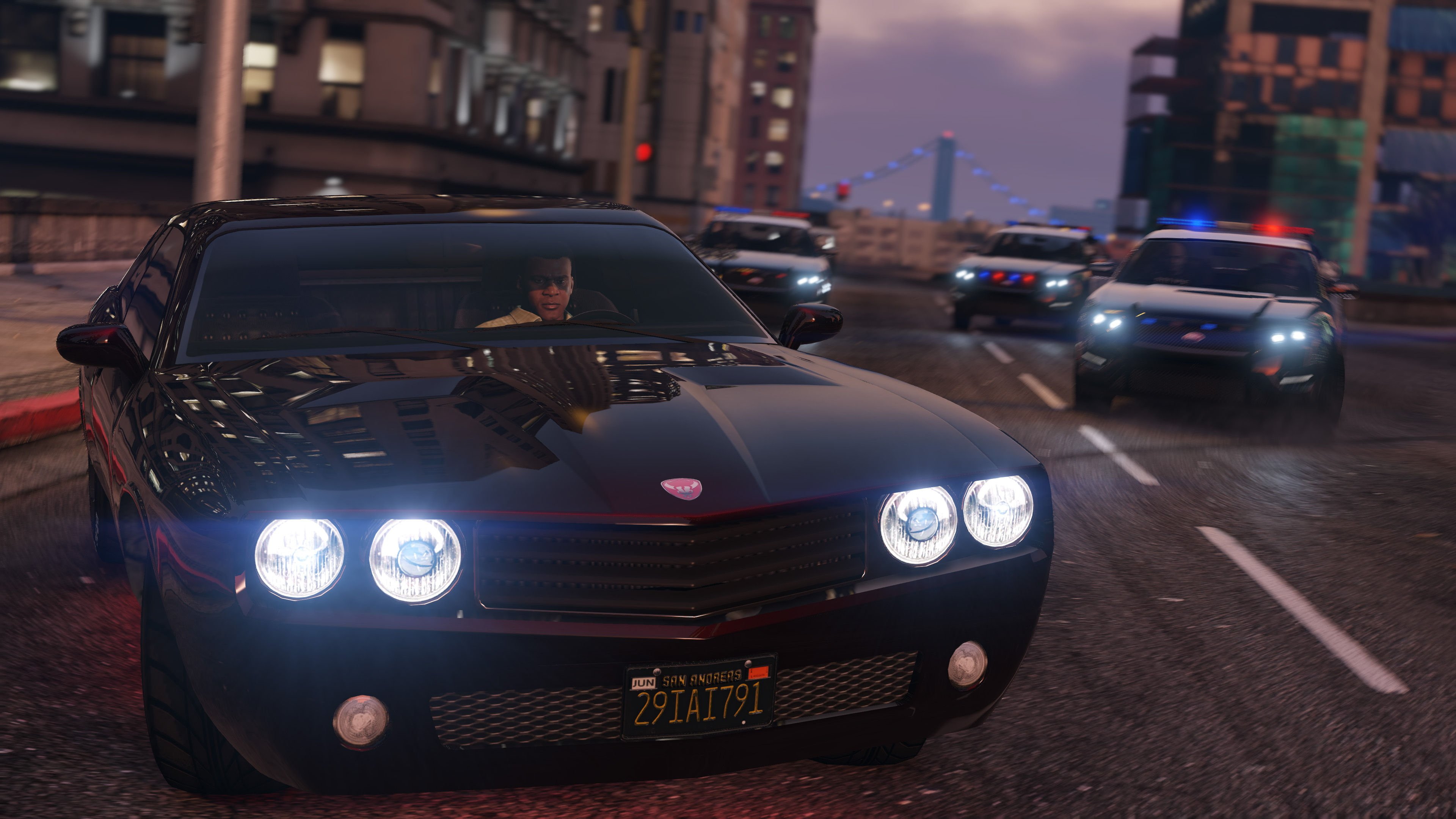 Screens from Grand Theft Auto V for PC-1
