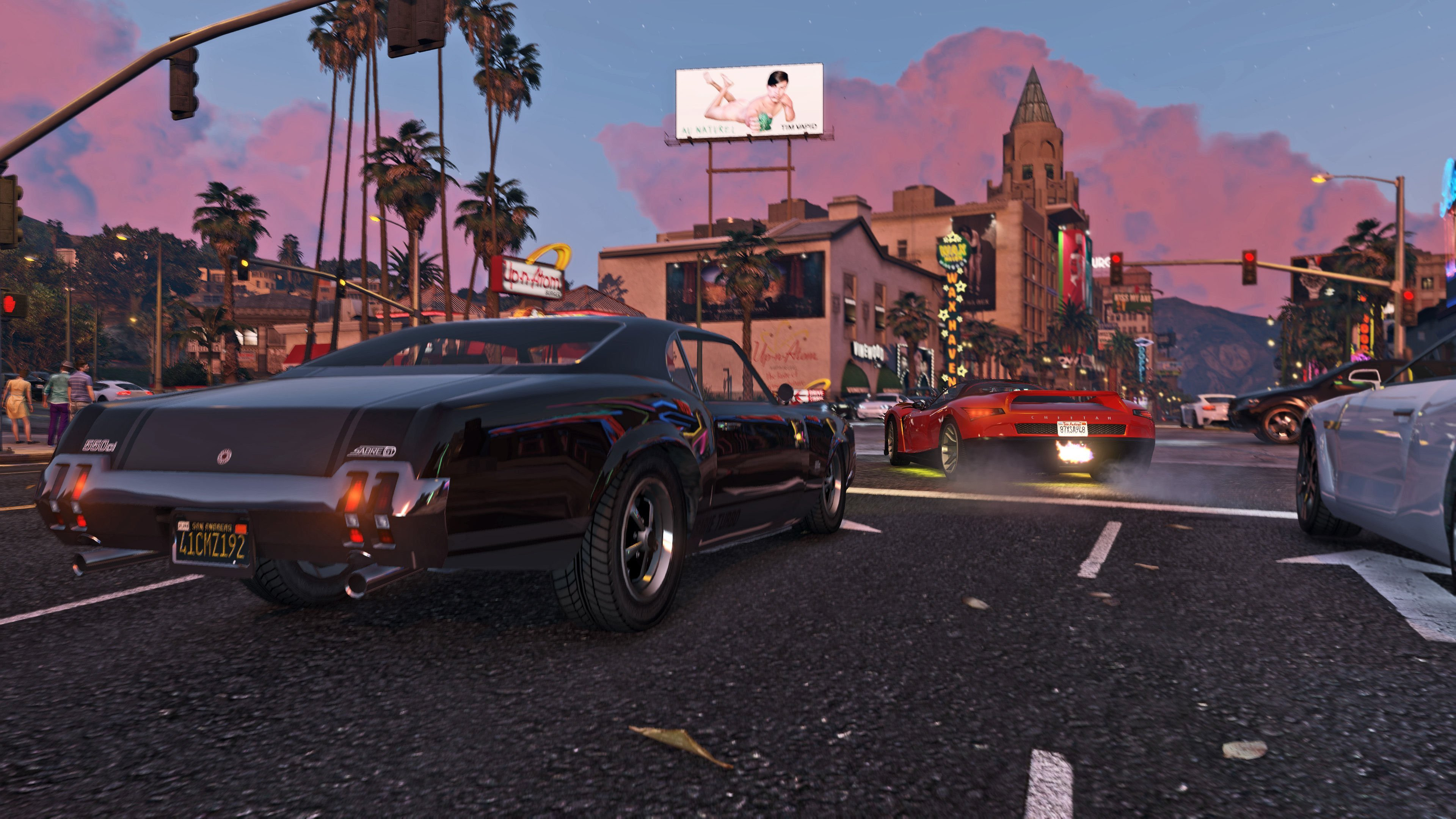 Screens from Grand Theft Auto V for PC-13
