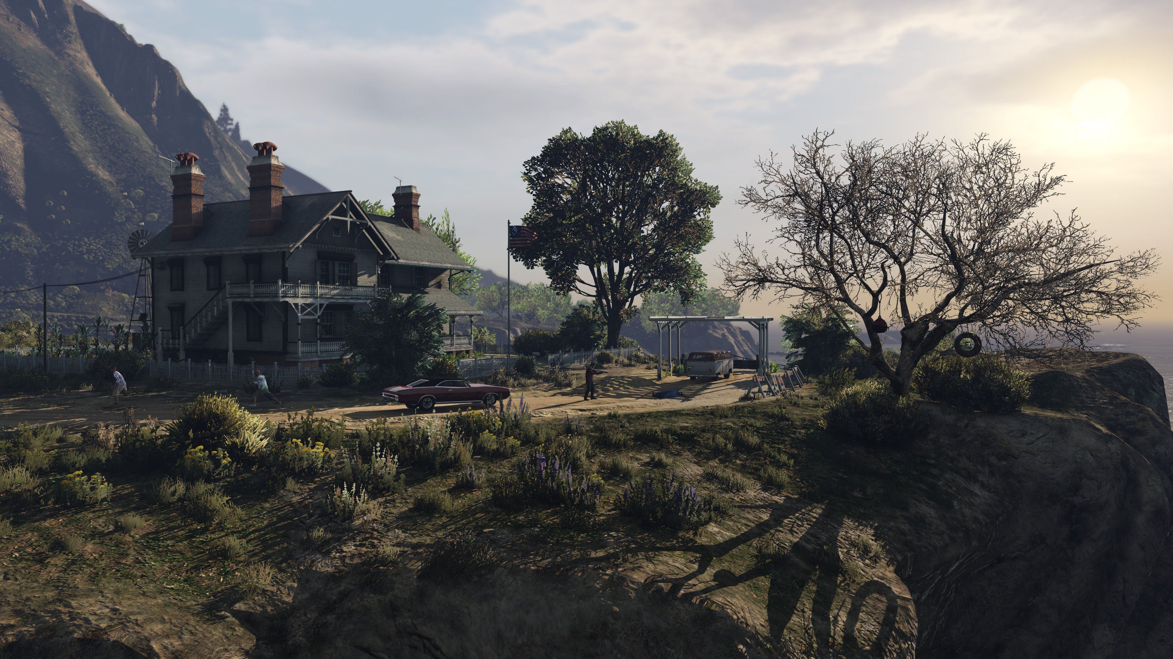 Screens from Grand Theft Auto V for PC-15