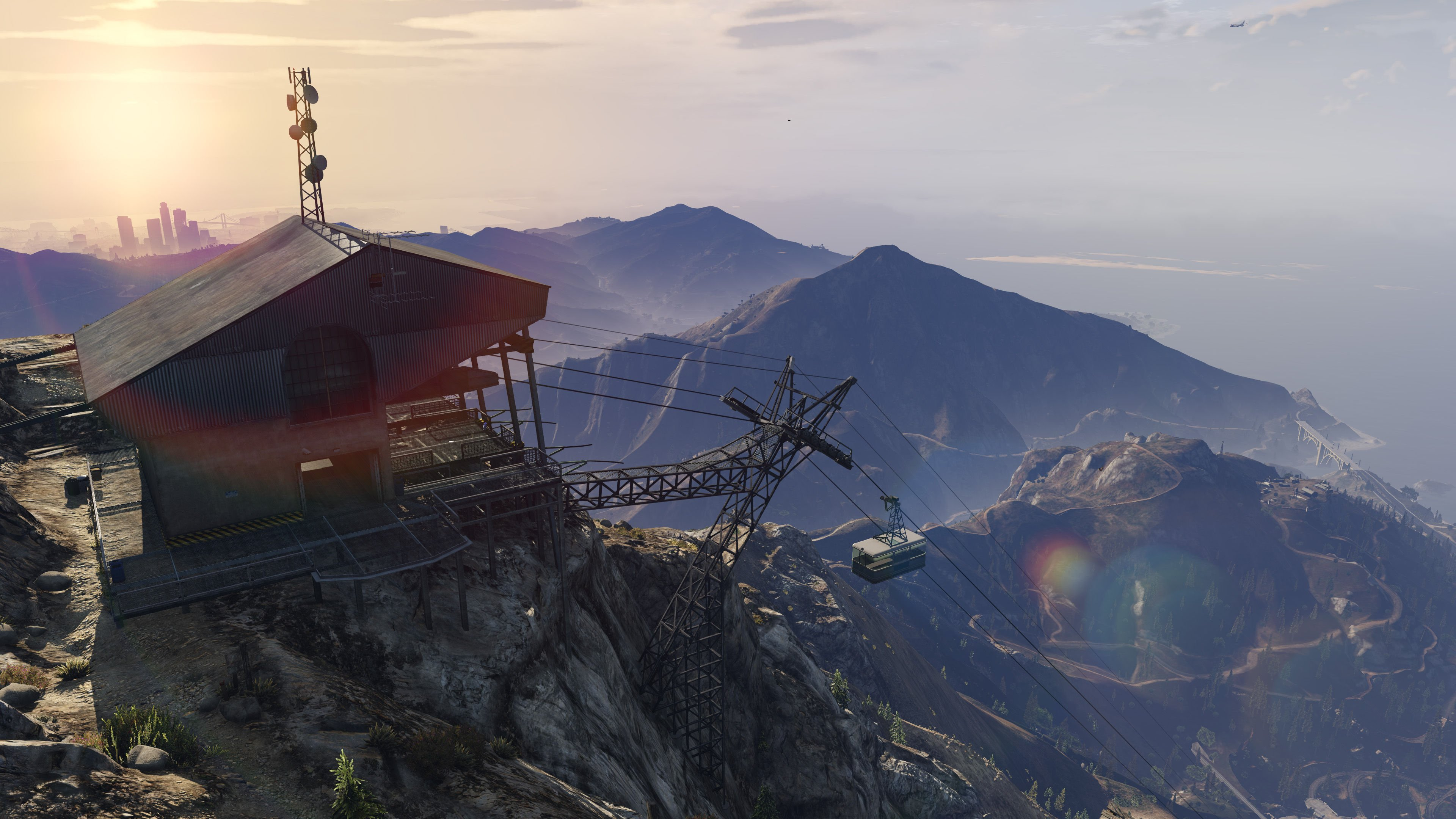 Screens from Grand Theft Auto V for PC-6