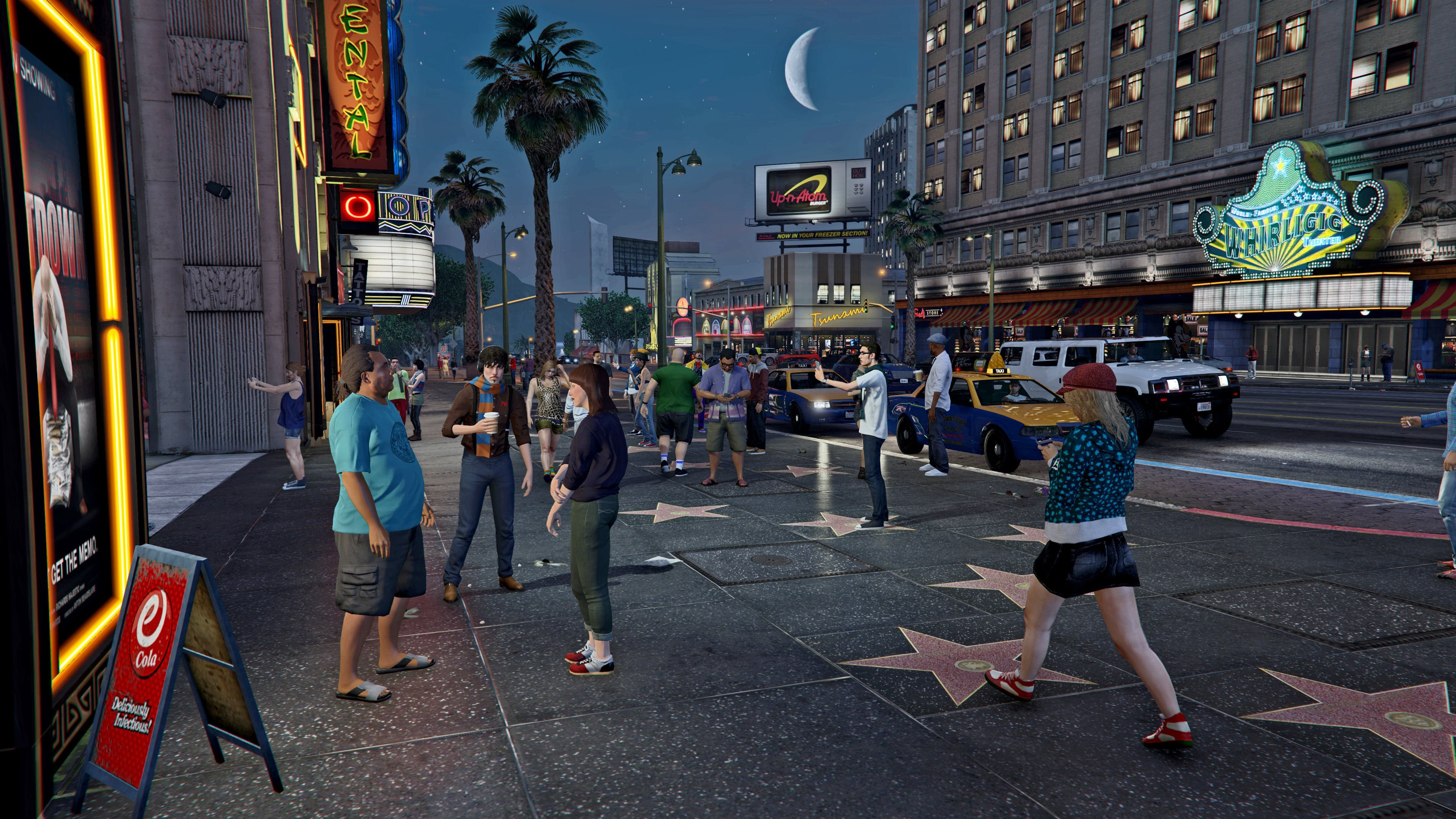 Screens from Grand Theft Auto V for PC-7