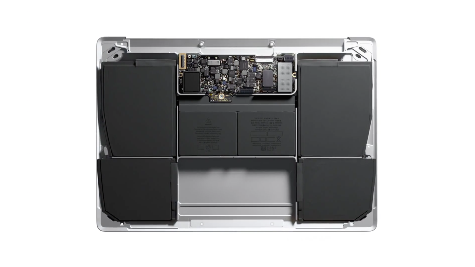 The new MacBook MB-4