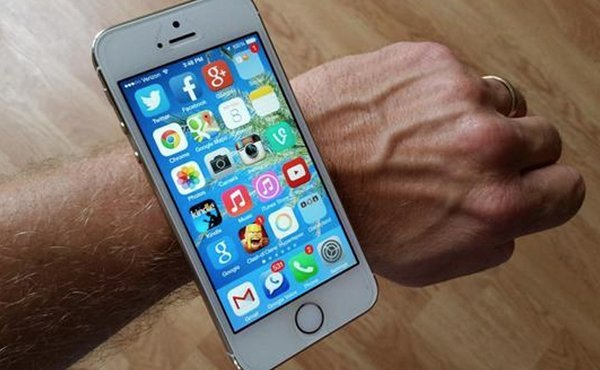 iPhone-5s-as-watch