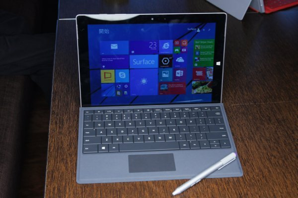Surface 3 - 2