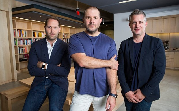 jony-ive-chief-design-officer