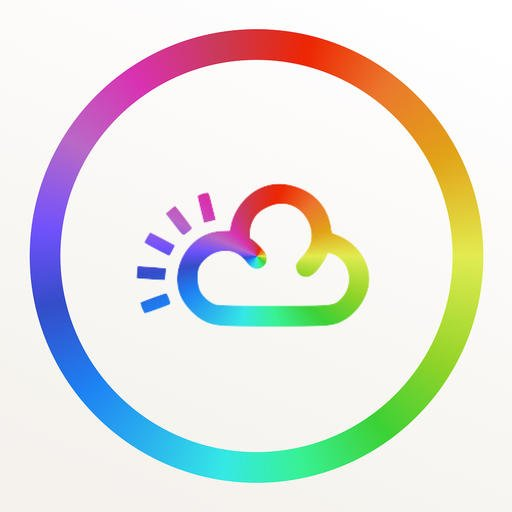 rainbow-weather-widget-icon