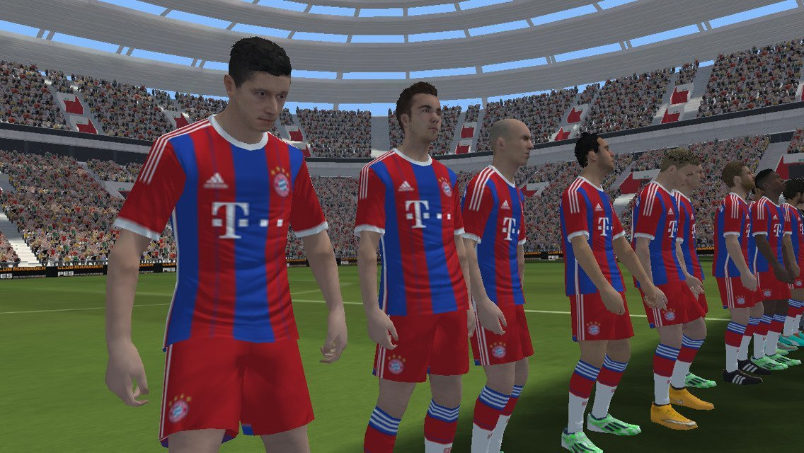 PES CLUB MANAGER01