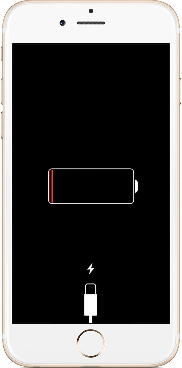 iPhone Battery Dead