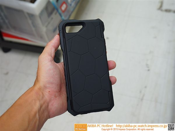 The battery case a solar charge for iPhone 6-2
