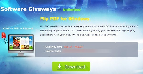 flip-pdf-windows-giveaway