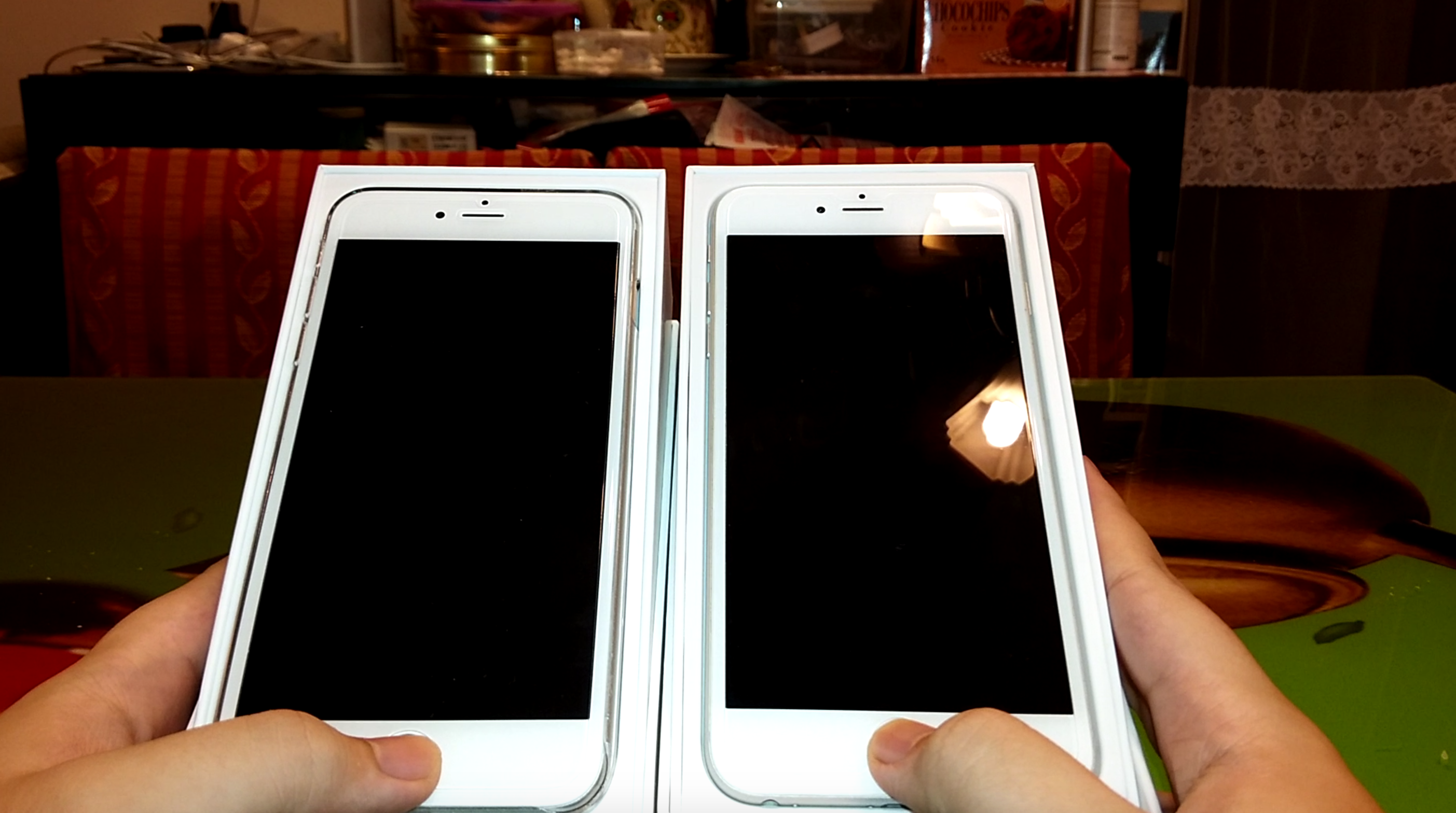 iPhone 6s Touch ID Test