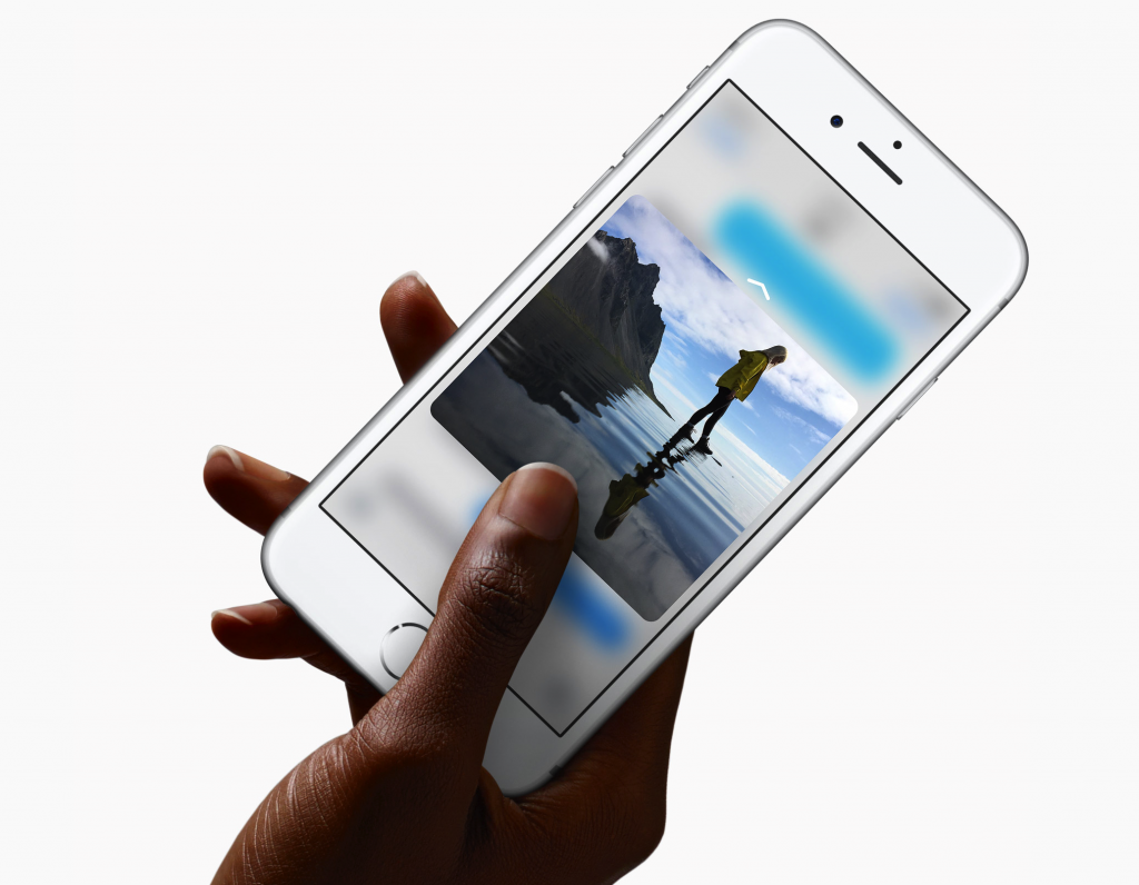 3D Touch-1