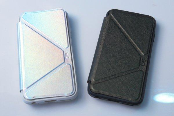 ▲有幻彩銀配白色 Base 2.0和墨綠配黑色 base 2.0 兩種選擇
